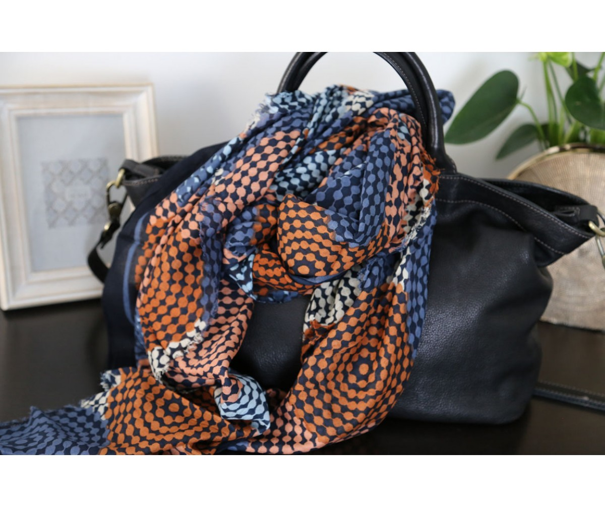 foulard-imprime-pearl