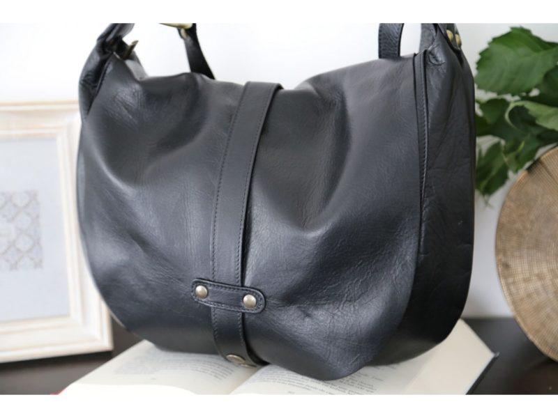sac-besace-cuir-noir-ismerie