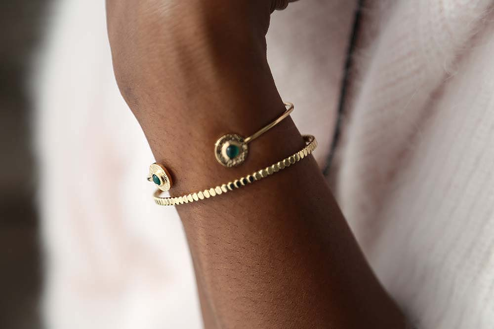 Bracelet jonc MARION - 40€90