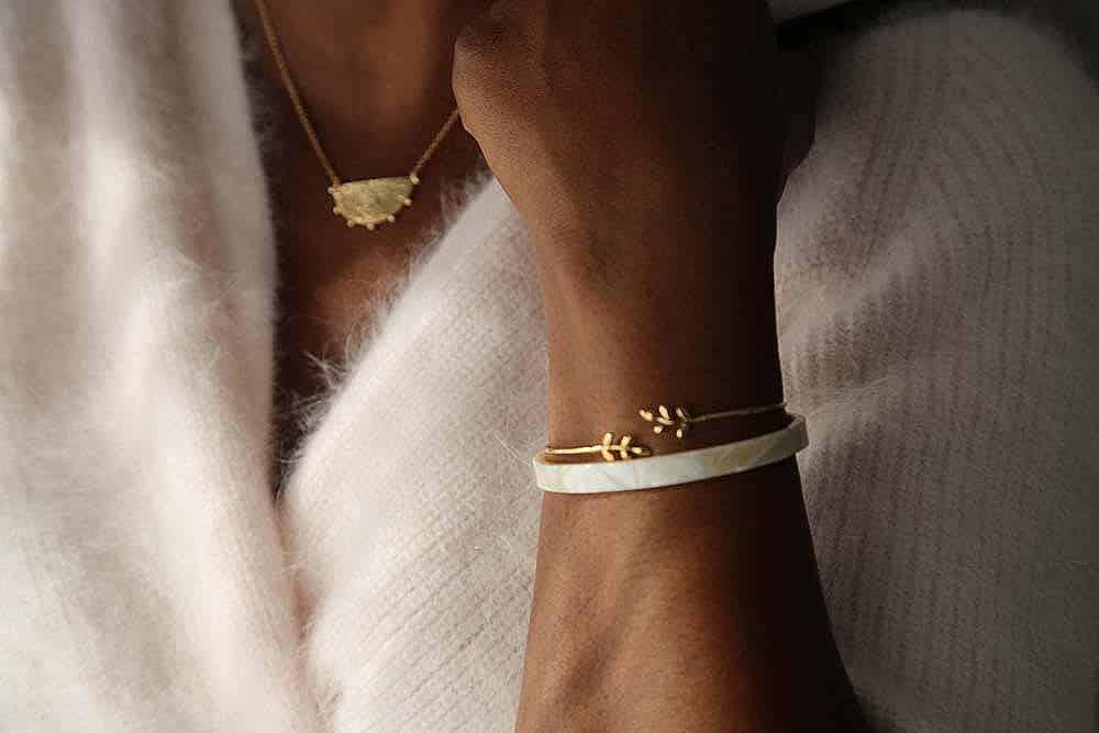 Bracelet jonc DANY - 49€90