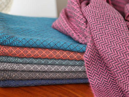 echarpe femme laine vierge woolmark