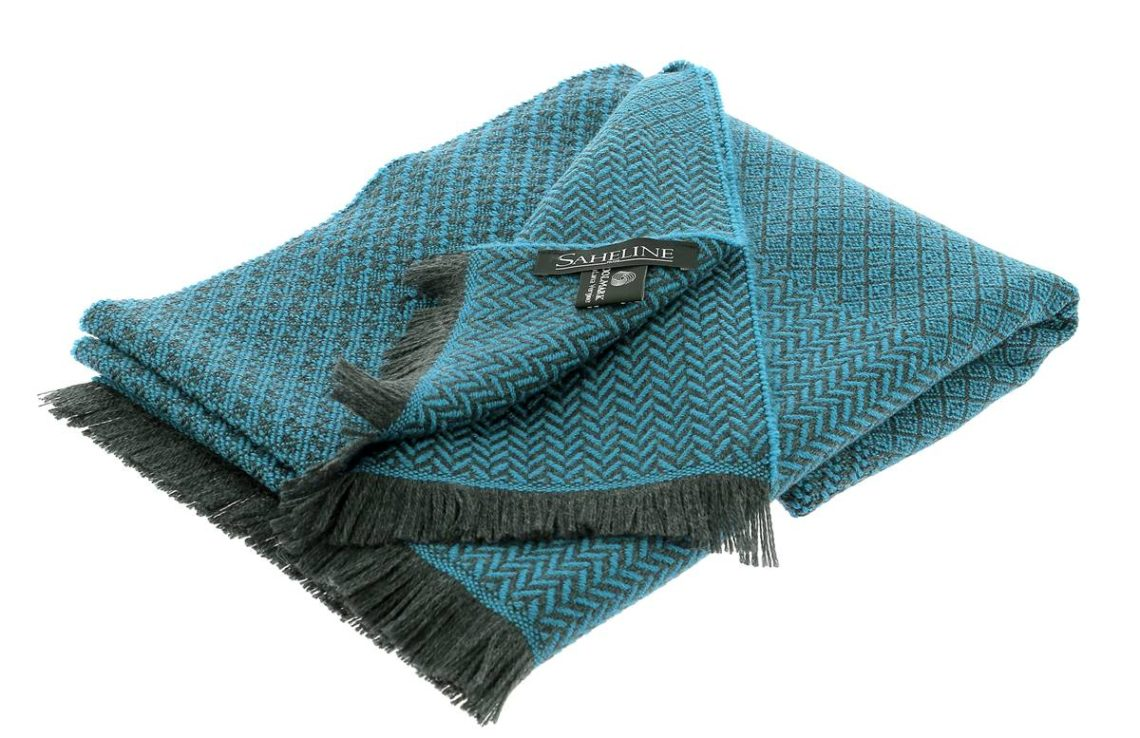 echarpe femme pure laine