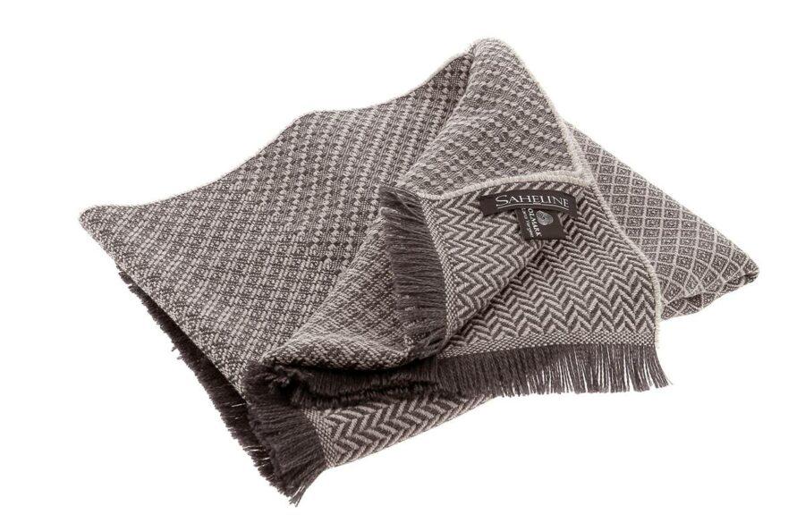 echarpe femme pure laine vierge