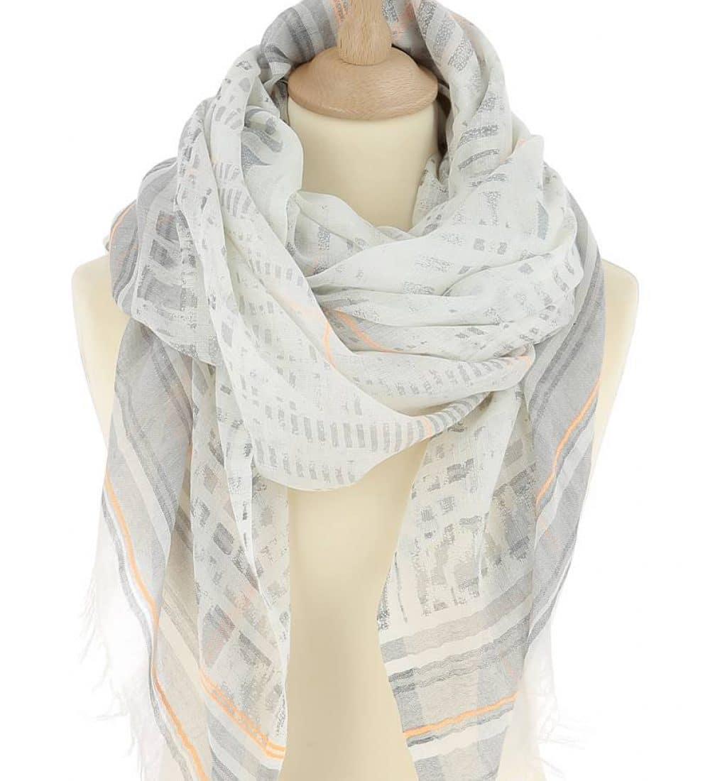 foulard-femme-coton-gris-maty2 (3)