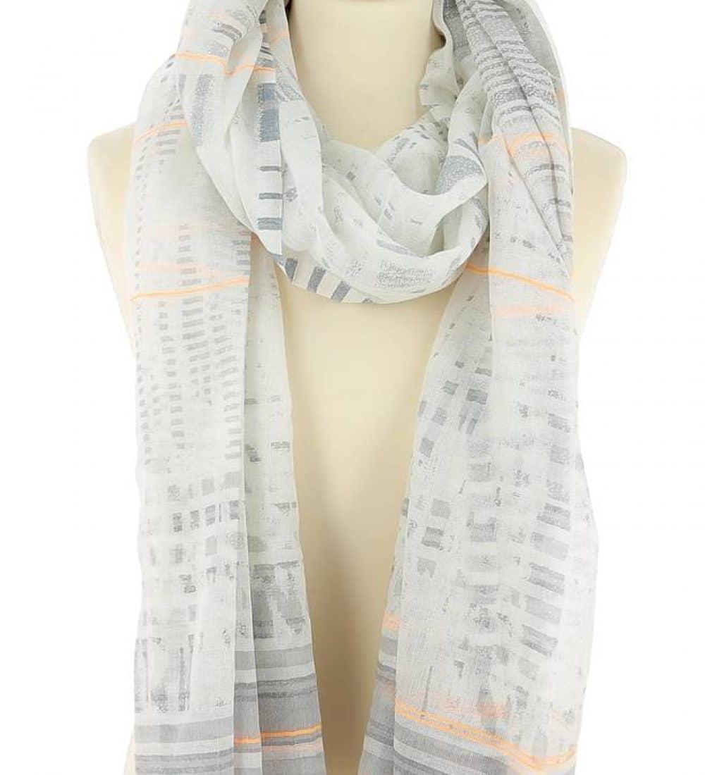 foulard-femme-coton-gris-maty2 (4)