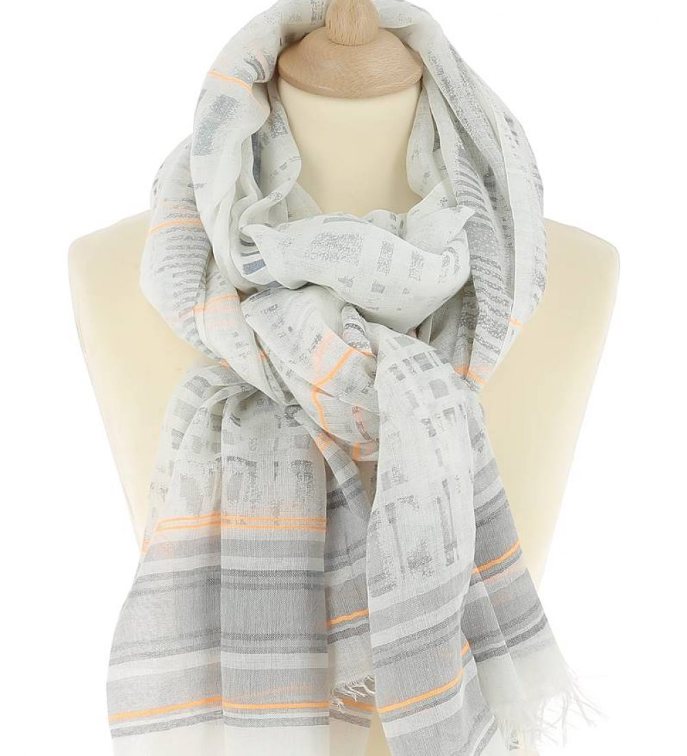 foulard-femme-coton-gris-maty2 (5)