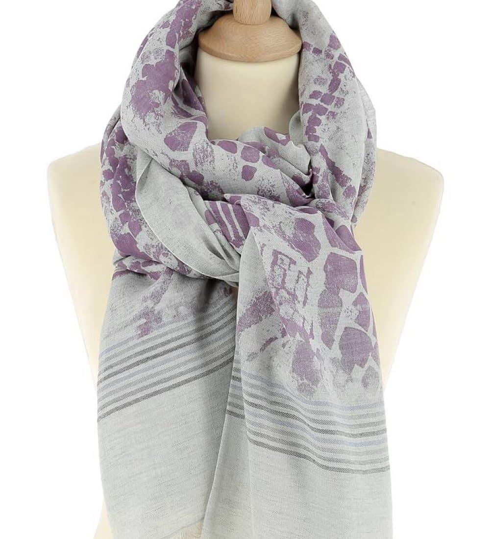 foulard-femme-violet-coton-modal-cachemire-pascaline1