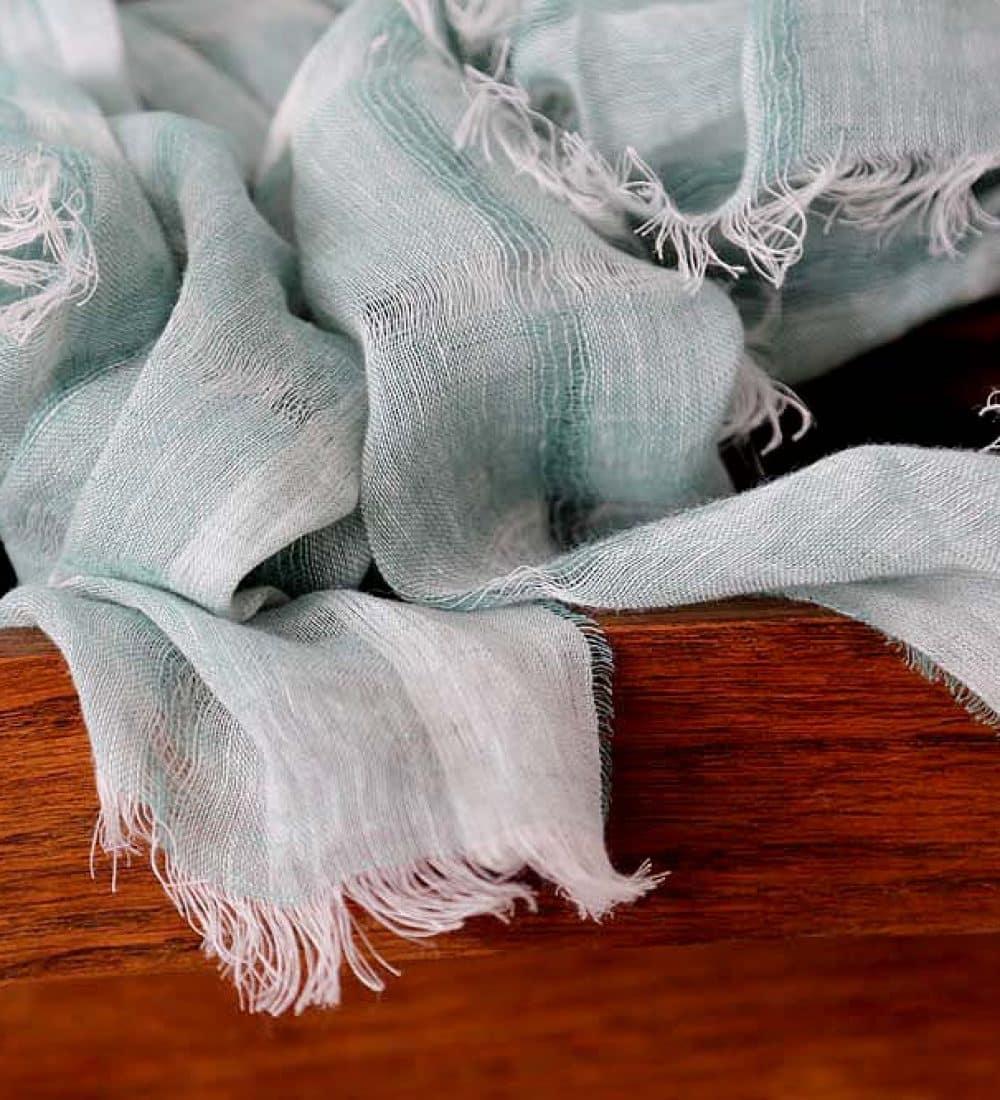 foulard-lin-vert-eau-eden-1