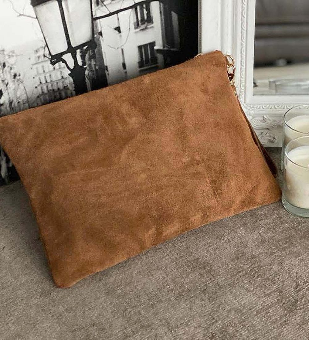 grande-pochette-sac-cuir-suédé-marron-camel (2)