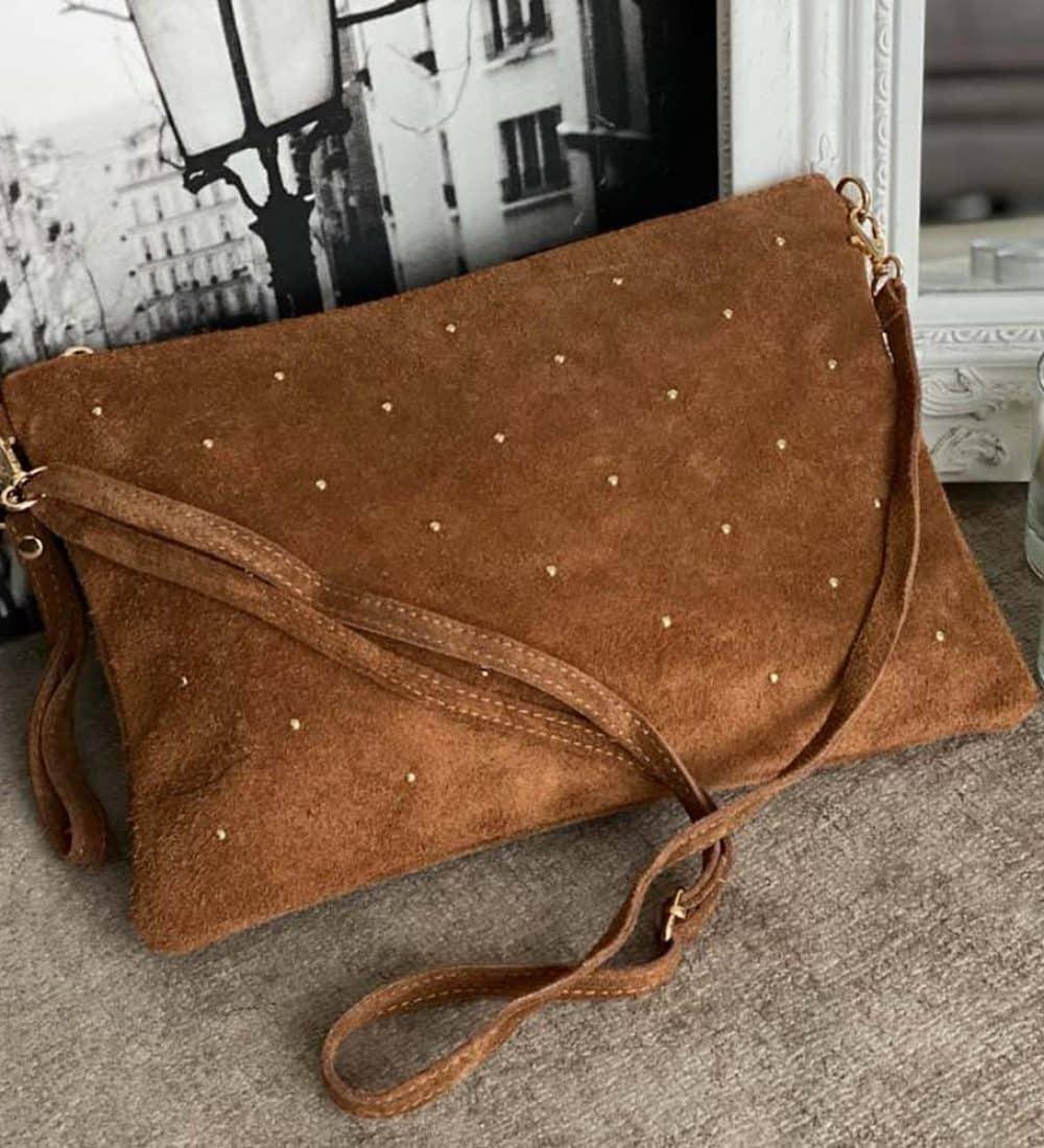grande-pochette-sac-cuir-suédé-marron-camel (3)