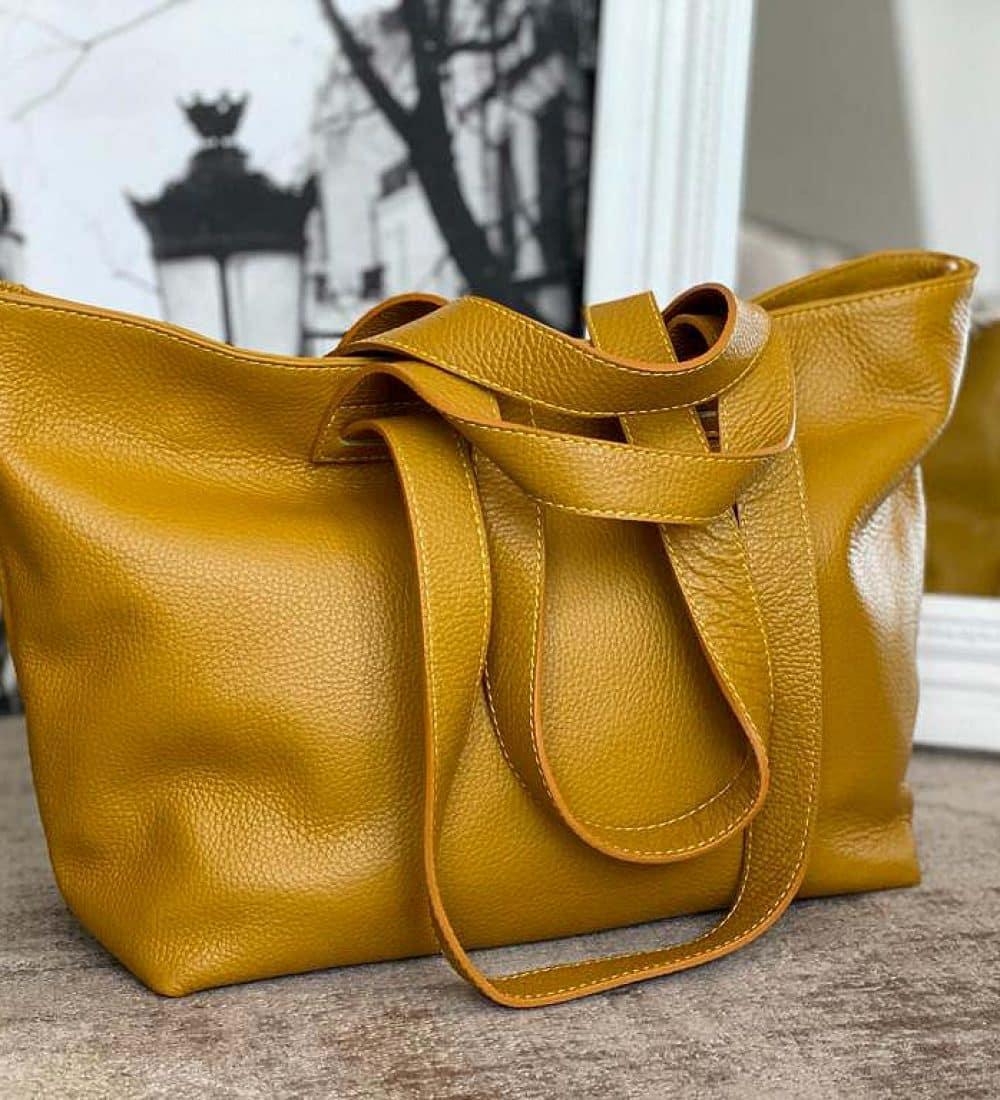 sac-cabas-cuir-graine-jaune (3)