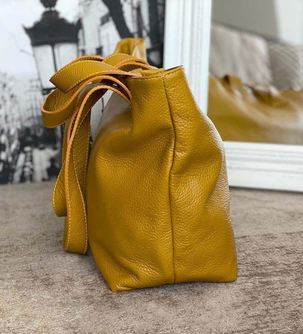 sac-cabas-cuir-graine-jaune (4)
