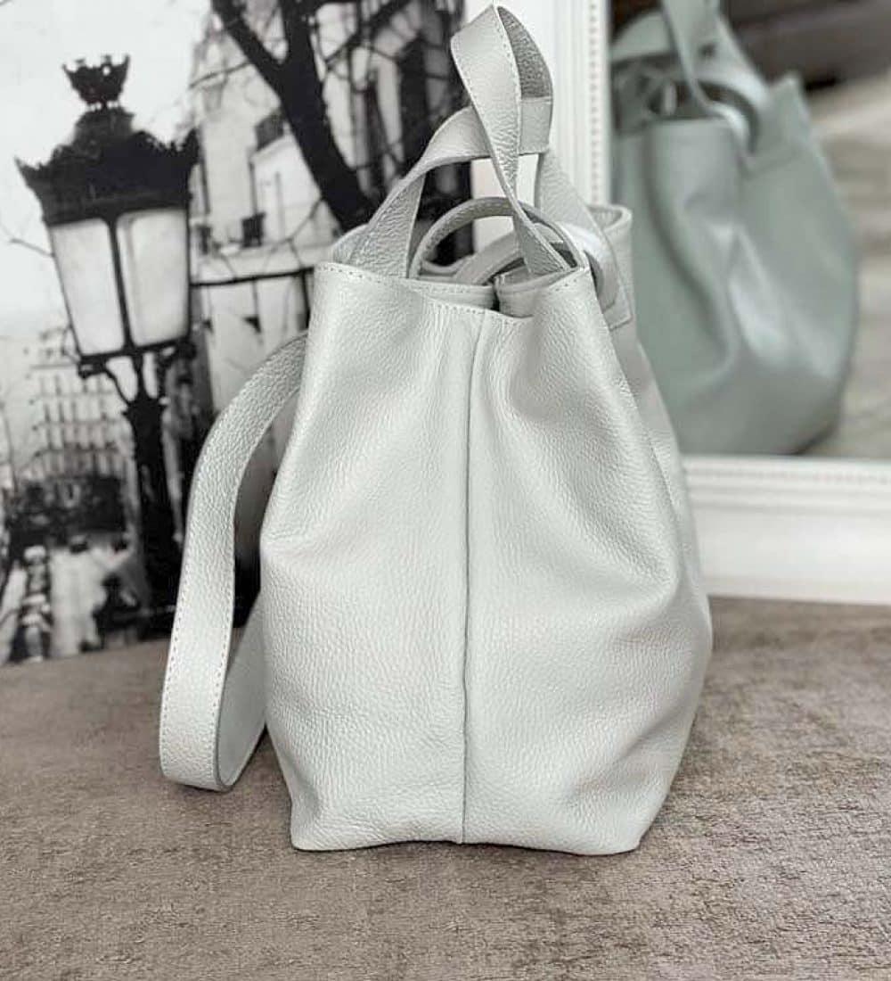 sac-cabas-cuir-gris-clair-perle1