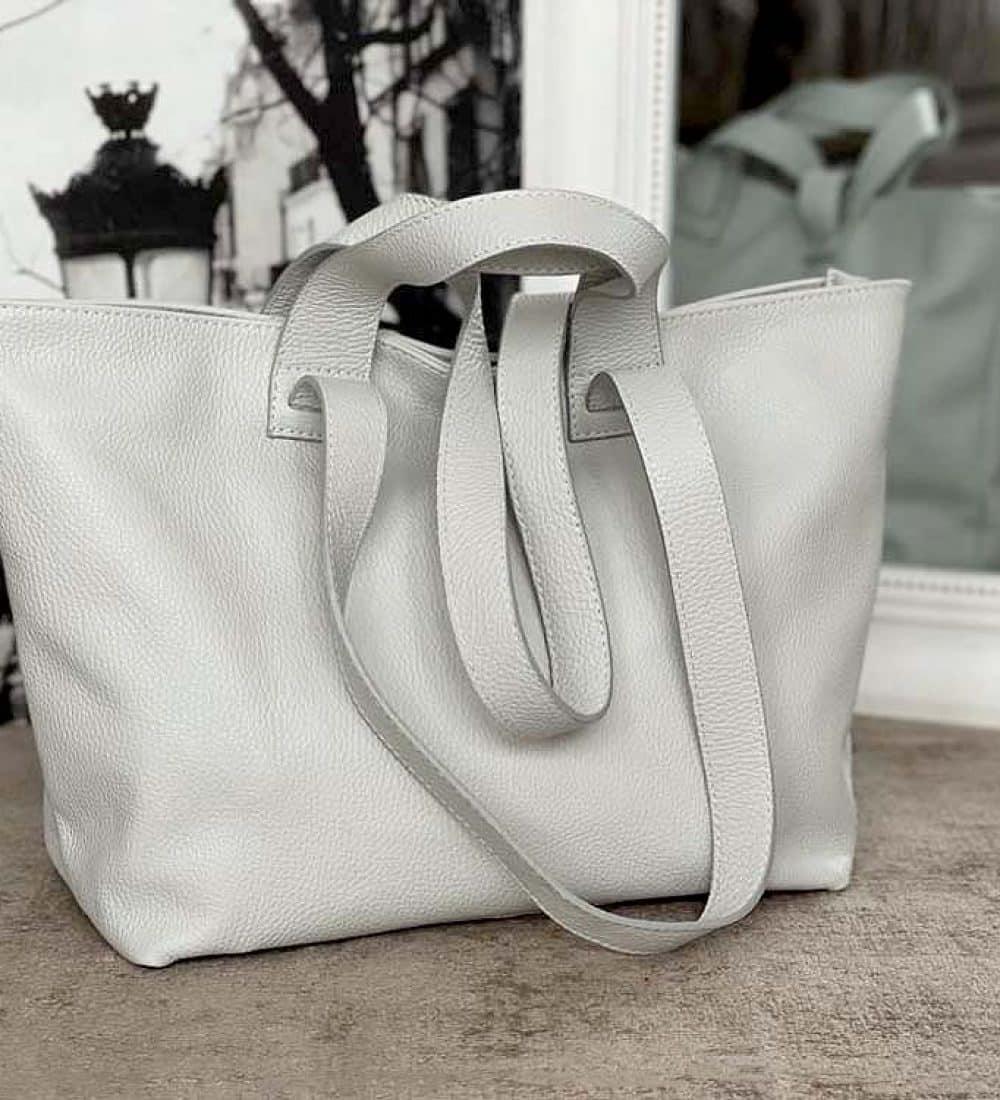 sac-cabas-cuir-gris-clair-perle11
