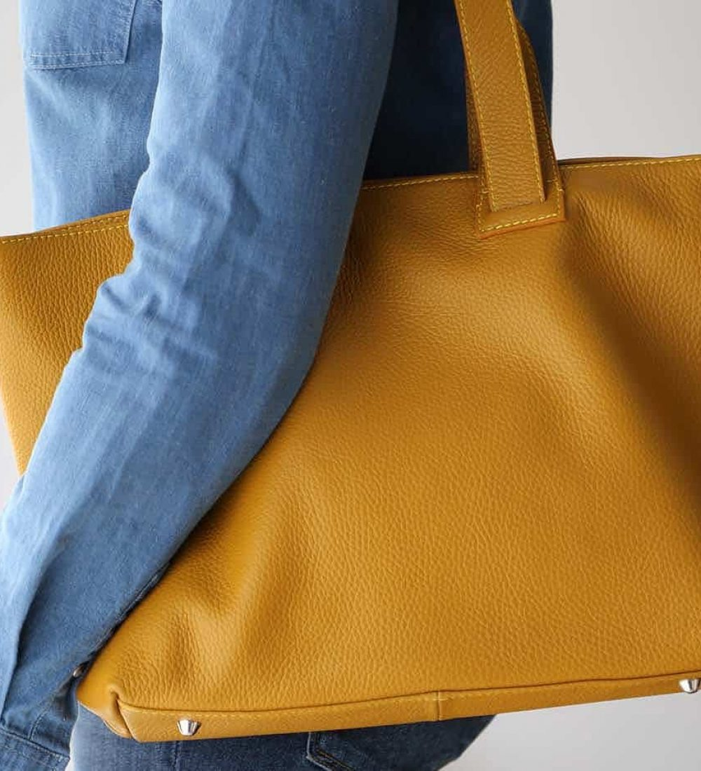 sac-cabas-cuir-jaune (1)