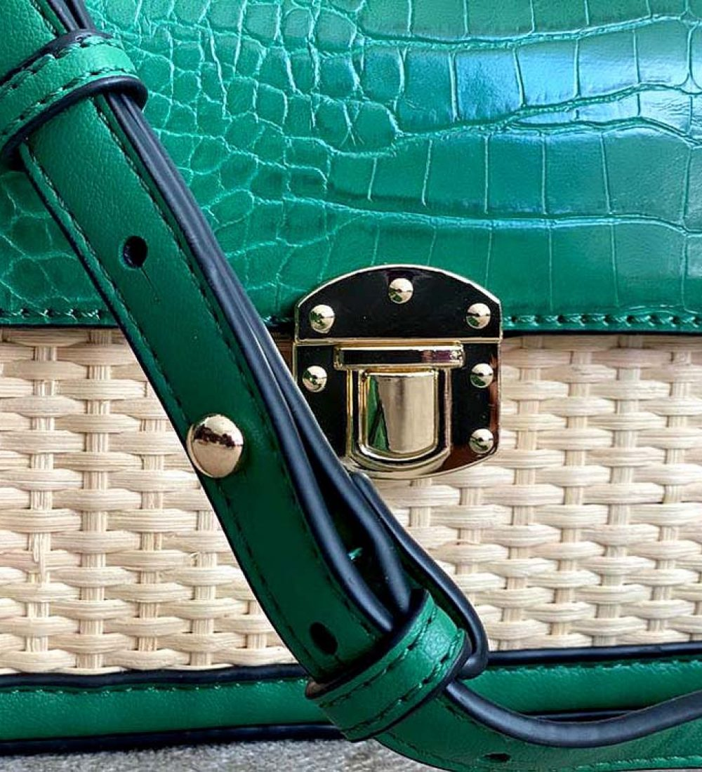 sac-main-simili-cuir-croco-vert11