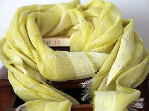 foulard-lin-jaune-eden1