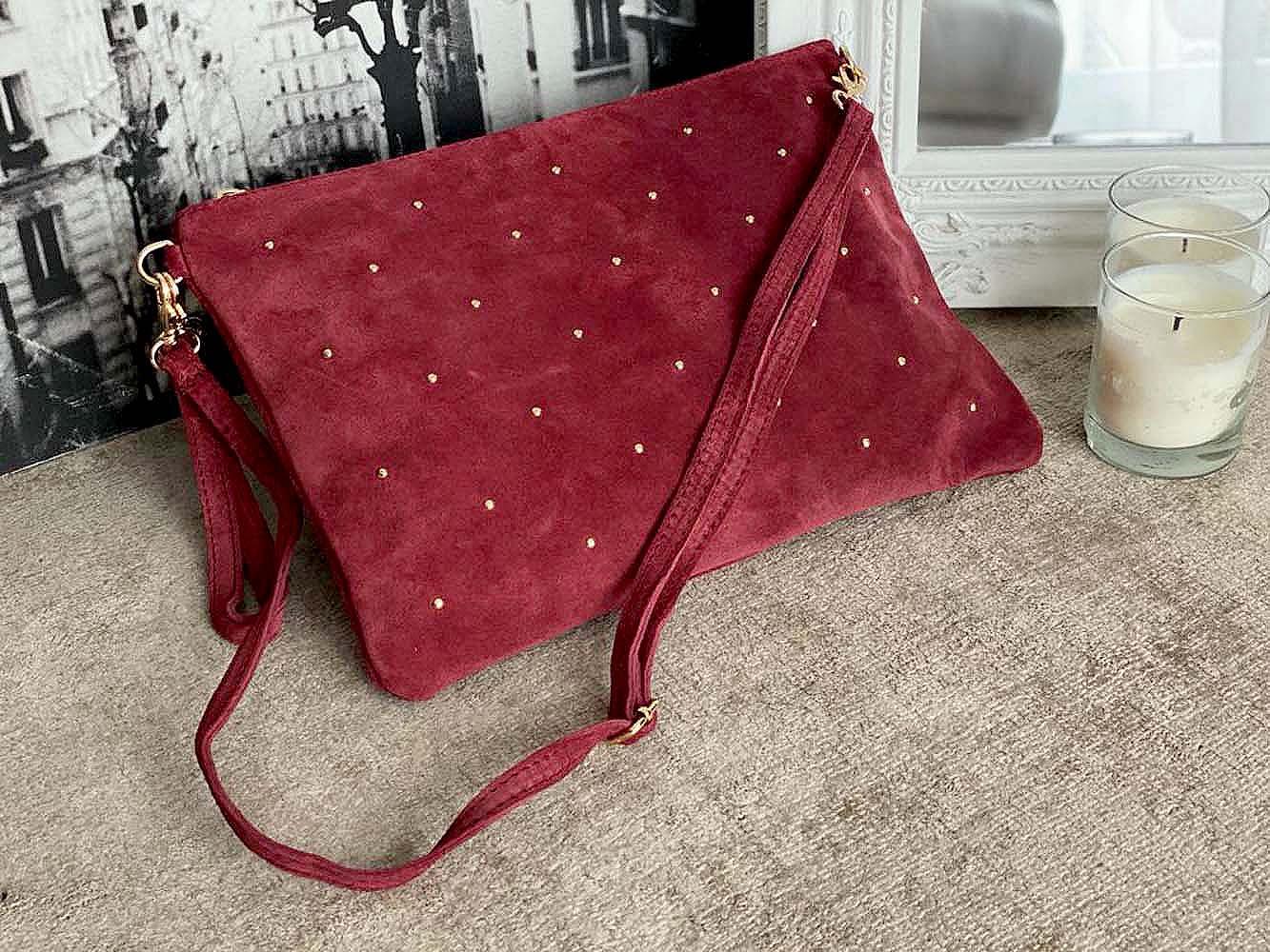 grande-pochette-sac-cuir-suédé-rouge (5)
