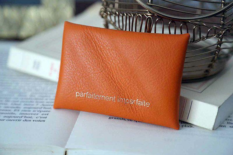 porte-carte-cuir-orange-auguste2