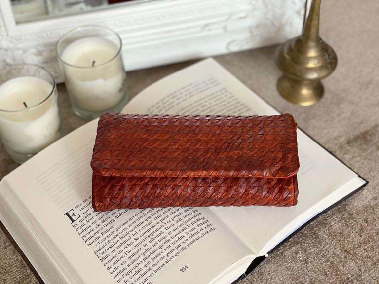 portefeuille-cuir-marron-tressé-JUSTIN (1)