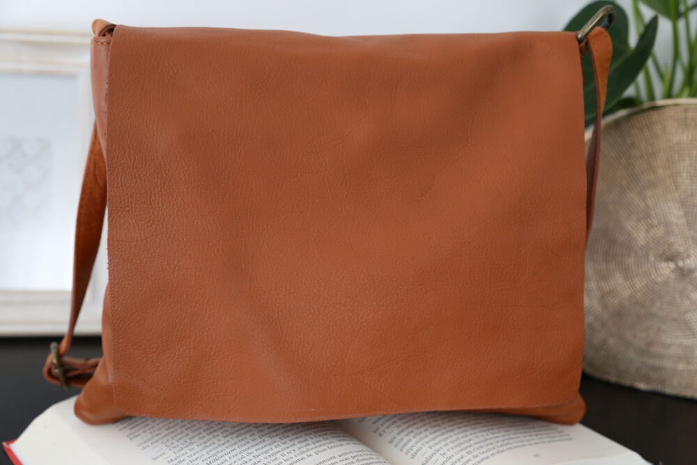 sac besace bandouliere camel