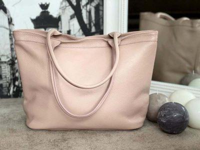 sac-cabas-cuir-rose-poudre-soline-1