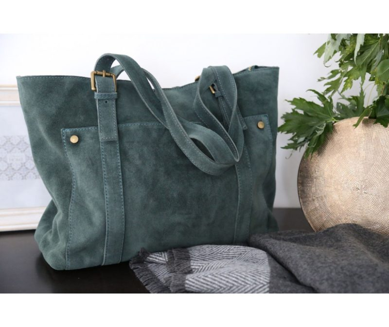 sac-cabas-cuir-vert-tessane
