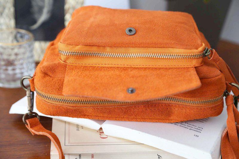 sac-cuir-daim-orange-cassy-1